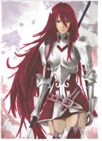Cordelia by ClaireRoses