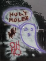 Ghost of the Moley by Emagyne