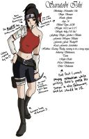 Ishi: Full Profile by ode2sokka