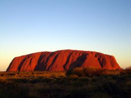 Ayers Rock by Lord007