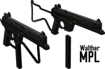 Walther MPL - Rigged by ProgammerNetwork