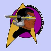 Geordi La Forge by CJJennings