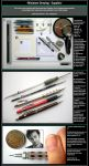 Miniature Drawing - Supplies by Cataclysm-X