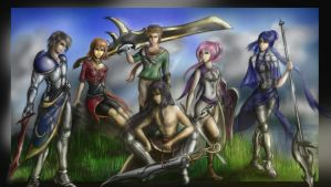 Brave Vesperia: Four Years On by Gi1t