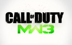 COD : MW3 by 1337thriller