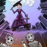 Doctor Who : It's Raining Cybermen, Hallelujah ! by Campanita42