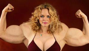 Heather Graham muscle growth part4 by tiftifFR