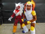Ultimate Pokedex Photoshoot at Acen 2014 (#5) by LionsClaws