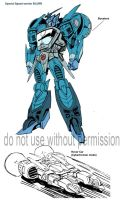 Blurr design - colors by GuidoGuidi