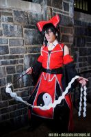 Touhouvania by AngelCostumes