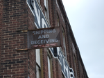 Old Building: Shipping and Receiving by TreePruitt