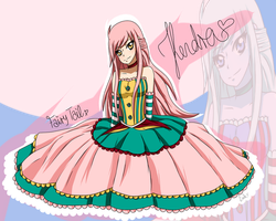 Fairy Tail OC~ My Princess x3 by KendyPun