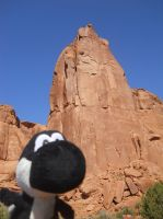 Black Yoshi at Arches by ToaDJacara