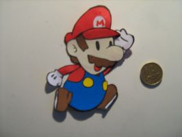 Paper Mario by niksqiky