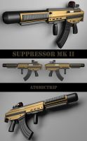 Suppressor MkII by atomictrip