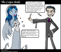 Corpse Bride by Fyrelinx