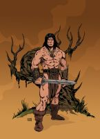 conan by xilrion