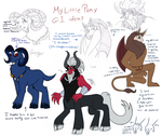 MLP: Some G1 thought and opinins by Garfield141992