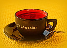 cappucchino cup - used by Mittelfranke