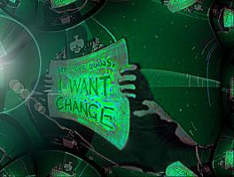 Keep your coins,I want change? by revolt82