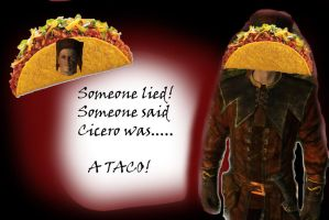 Cicero Taco Now Possibly a Meme by gangyzgirl