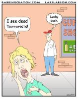 I See Dead Terrorists by Conservatoons