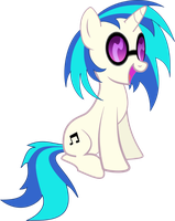 DJ Pon 3 by ImPlatinum