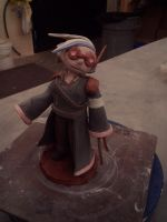 ceramic 3 project : Character Cyprus by ownerfate