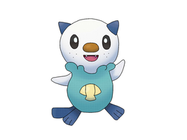 007 Oshawott by Pokekawaii