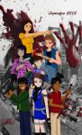 Equipo Zombie 2 by Loversfan