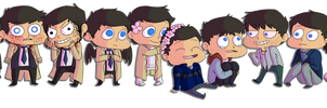 Every Cas by Jennilah