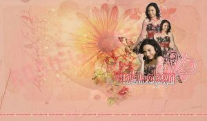 Wallpaper demi lovato  2 by RosieEditions