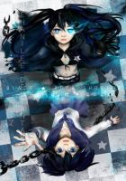Black Rock Shooter by lehanilee