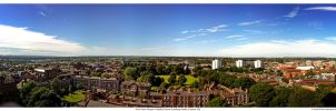 View From Chester Cathedral Tower (Looking North) by GarethGWR