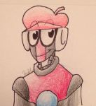 Drawing Challenge Day 225: Artman by hayy1