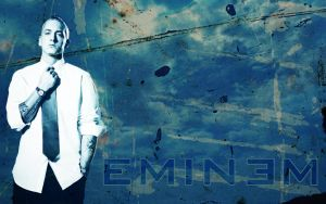 Eminem Wallpaper by Ebs2Hott4U