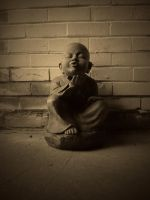 LITTLE BUDDHA :) by ANDYBURGESS