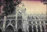 Westminster Abbey by Sasette