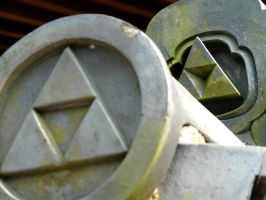 Tokyo 2009: Ancient Triforce by Meagan-Marie