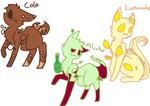 Orbicat Drink Adopts by R-C-R