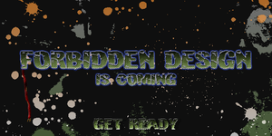 Forbidden Design by MeNoCiDe-Productions