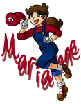 It's a-me, Marianne~ by RS-V22