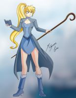 Comission - Arianna by Shinta-Girl