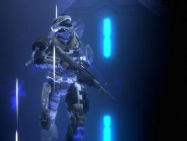 Halo Reach: Going Up by purpledragon104