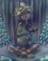 Christmas time for Dryads by Friendlyfoxpal