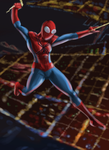 Spider-Girl (painting practice) by Spikeprime