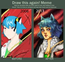Draw this again 3 by inu-steakcy