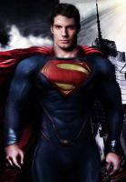 Superman: Man of Steel by Kyl-el7