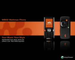 Sony Ericsson W850i by projectDC