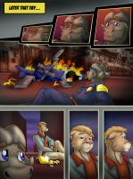 Sly Cooper: Thief of Virtue Page 417 by ConnorDavidson